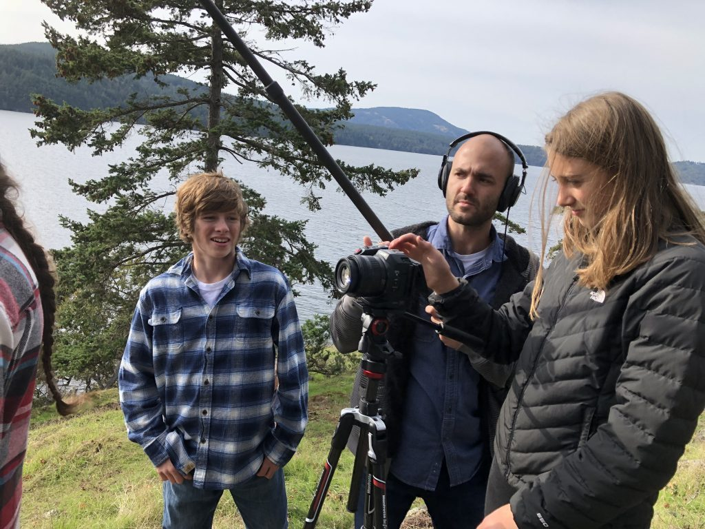 Youth Film Workshop, Orcas Island