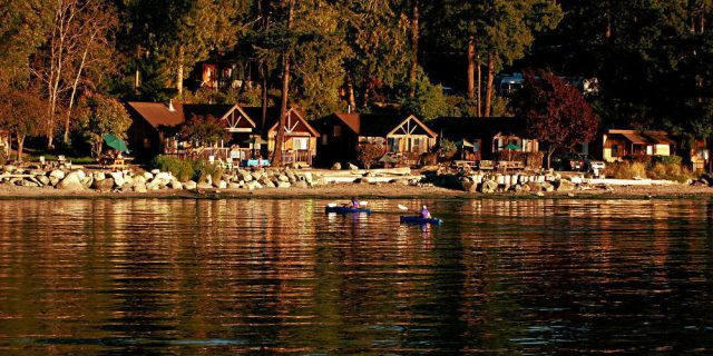Orcas Island Camping