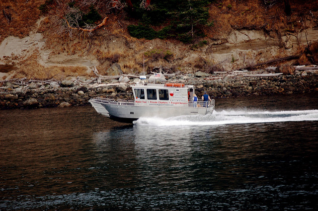 Orcas Island Taxi