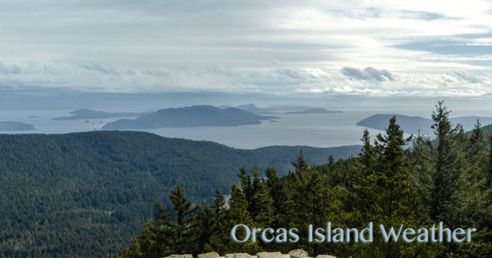 Orcas Island Weather