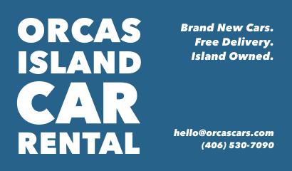 Orcas Island Transportation