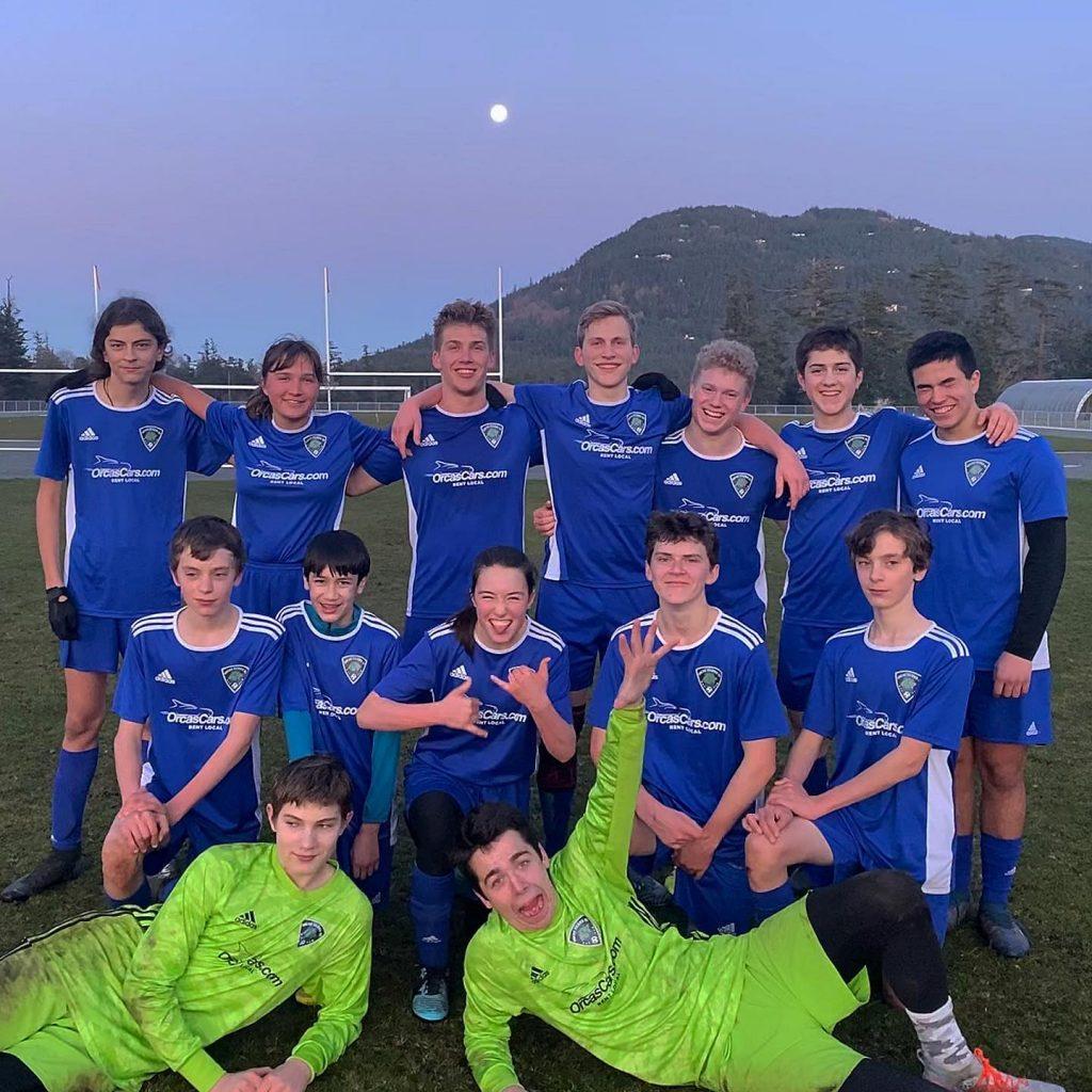 Orcas Island Soccer Club